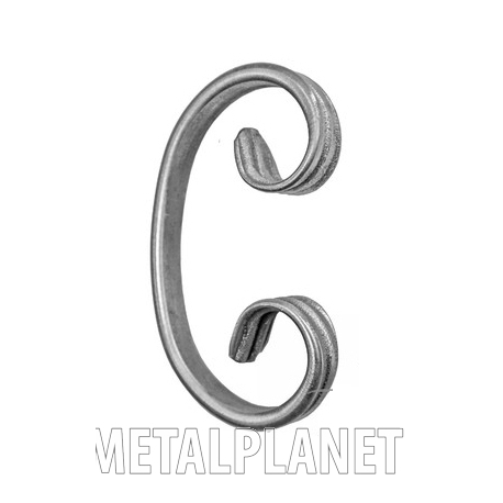 ELEMENT SPIRALNY C 12X6 H100XL60