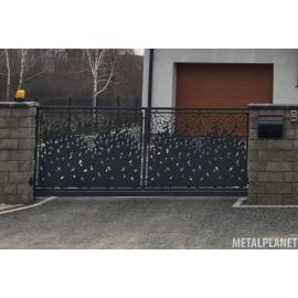 Sliding gate type BP 0640