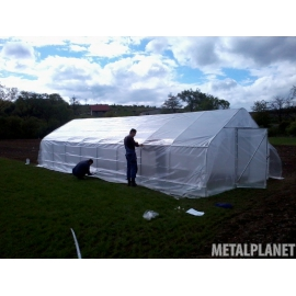 Multivegetation polytunnels UV2 4m