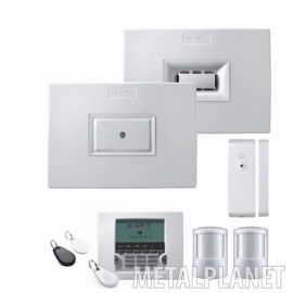 Alarm - Starter Kit: LCD + Siren + Somfy Switchboard
